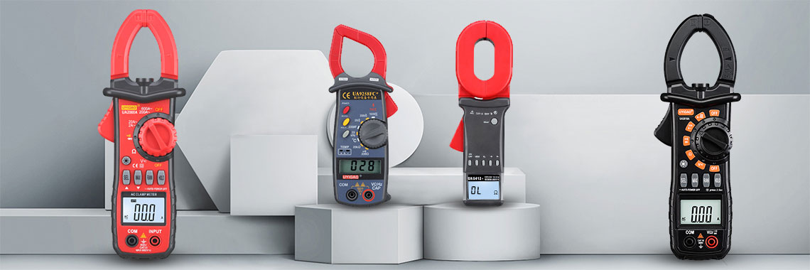 Best Buy Clamp meters