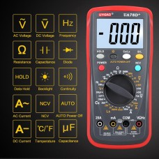 UA78D Digital Multimeter